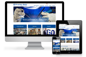 Referenz Franke + Pahl GmbH